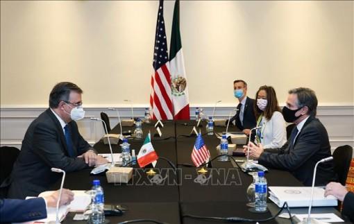 Mexico và Mỹ ký bản ghi nhớ hợp tác quốc tế về di cư