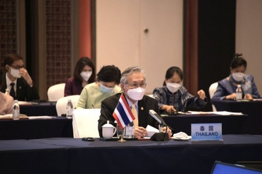 Thái Lan đề xuất 4 cách tiếp cận tại Hội nghị Mekong - Lan Thương