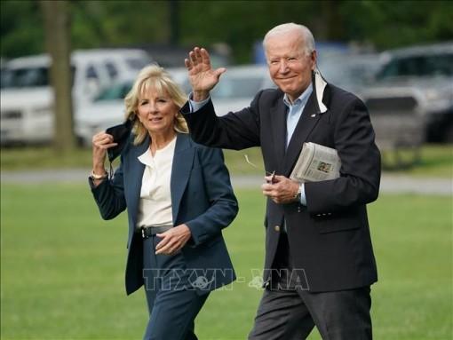 Tổng thống Mỹ Joe Biden bắt đầu công du châu Âu