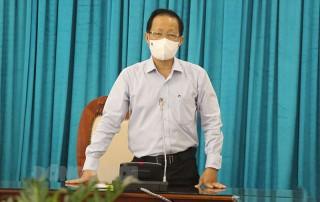 Giám sát việc lãnh đạo, chỉ đạo thực hiện Chương trình hành động số 09 và Đề án số 02 của Tỉnh ủy đối với huyện Mỏ Cày Nam