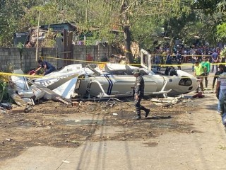 Rơi máy bay quân sự tại Myanmar, có thể nhiều người tử nạn