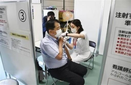 Nhật Bản cam kết hoàn thành tiêm chủng toàn dân vào tháng 11
