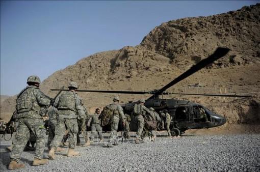 Lầu Năm Góc cân nhắc xin ủy quyền không kích nếu Taliban chiếm thủ đô Kabul của Afghanistan