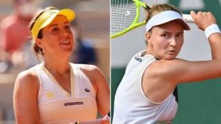 Chung kết đơn nữ Roland Garros 2021: Barbora Krejcikova đấu Anastasia Pavlyuchenkova