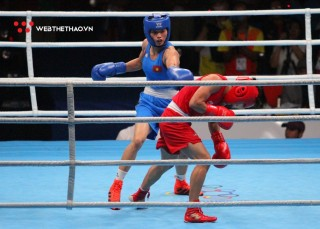 Boxer Nguyễn Thị Tâm giành vé dự Olympic thứ 11 cho thể thao Việt Nam
