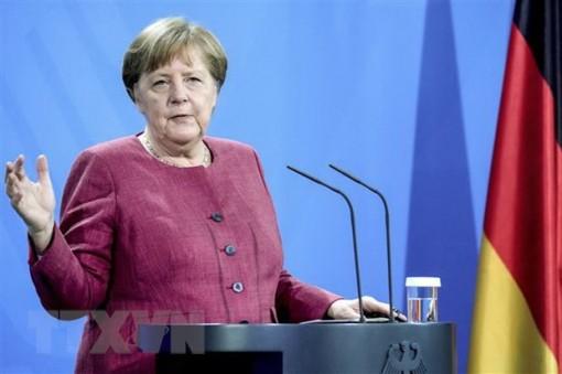 Đức thông báo kế hoạch thăm Mỹ của Thủ tướng Angela Merkel