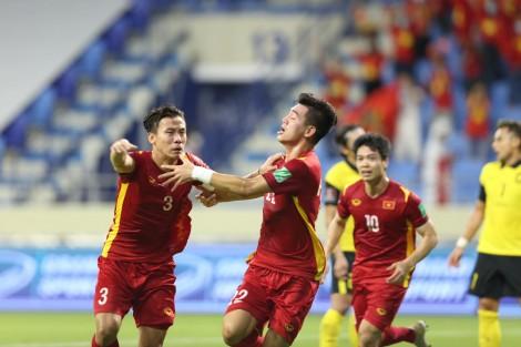 Việt Nam tiến gần tới chiếc vé lịch sử