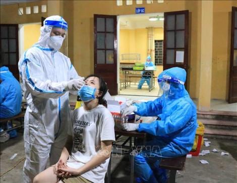 Trưa 12-6-2021, Việt Nam ghi nhận thêm 89 ca mắc mới COVID-19