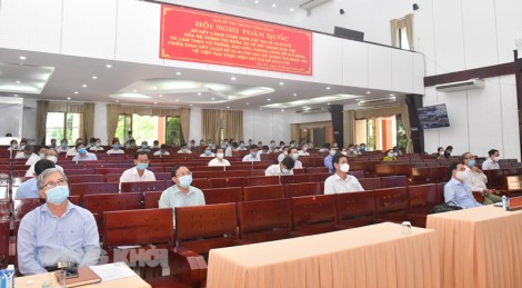 Hội nghị trực tuyến sơ kết 5 năm thực hiện Chỉ thị 05 của Bộ Chính trị