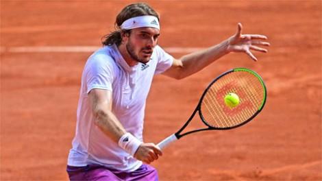 Stefanos Tsitsipas lần đầu vào chung kết Grand Slam, tái đấu Djokovic ở Roland Garros