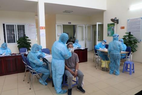 Chiều 12-6-2021, Việt Nam ghi nhận thêm 104 ca mắc mới COVID-19