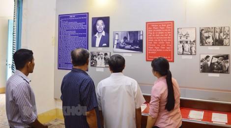 Chuẩn bị Hội thảo khoa học về Anh hùng - Ðại tá Phạm Ngọc Thảo