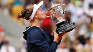 Barbora Krejcikova vô địch Roland Garros 2021