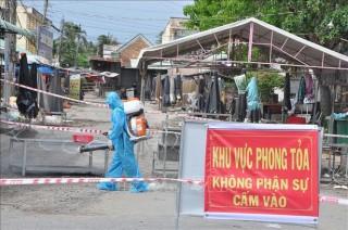 Trưa 15-6-2021, Việt Nam ghi nhận thêm 118 ca mắc mới COVID-19