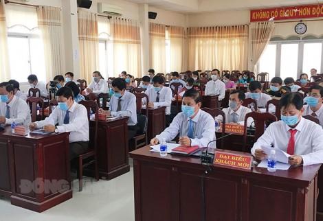 Kỳ họp lần thứ nhất HĐND huyện Ba Tri khóa XII
