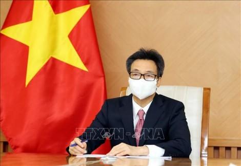 Đề nghị WHO thúc đẩy chuyển giao sớm vaccine trong chương trình COVAX cho Việt Nam