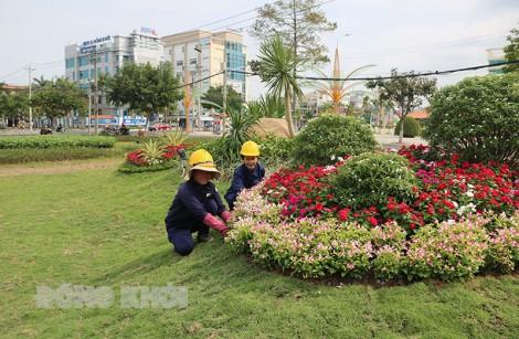 Xây dựng thành phố xanh - sạch - đẹp