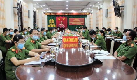 Hội nghị trực tuyến toàn quốc sơ kết thực hiện cao điểm về phòng cháy, chữa cháy