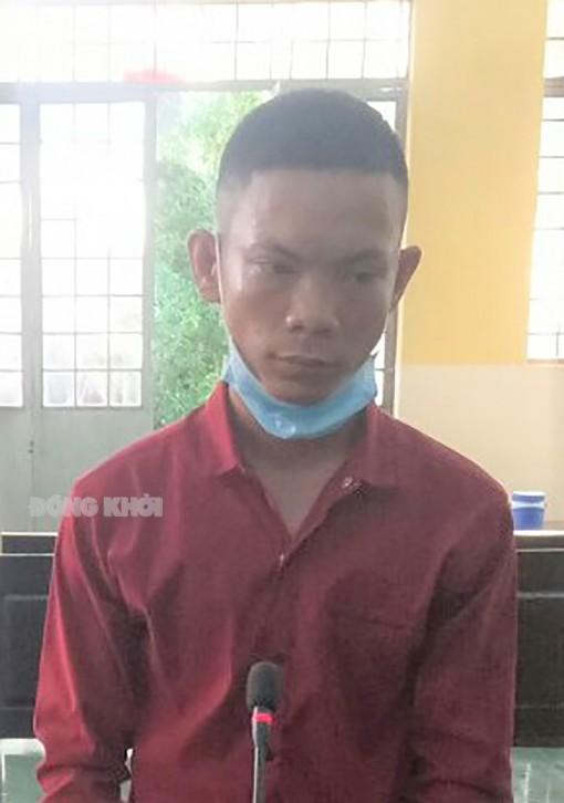 Nhậu chung, đánh người gây thương tích bị phạt 9 tháng tù