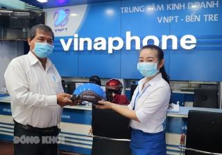 VinaPhone Bến Tre tri ân khách hàng