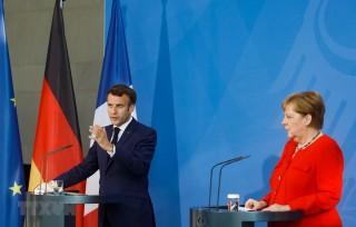 EU bác đề xuất của Đức và Pháp về tổ chức cuộc gặp thượng đỉnh với Nga