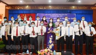 Ông Trần Ngọc Tam được bầu giữ chức Chủ tịch UBND tỉnh nhiệm kỳ 2021 - 2026
