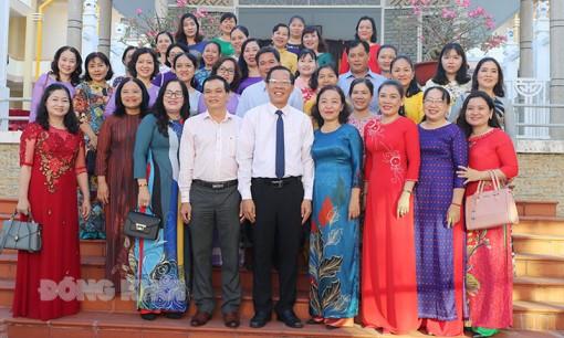 Thêm 57 giáo viên được phong tặng danh hiệu Nhà giáo ưu tú