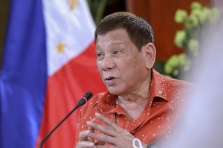 Ông Duterte cân nhắc tranh cử chức Phó Tổng thống