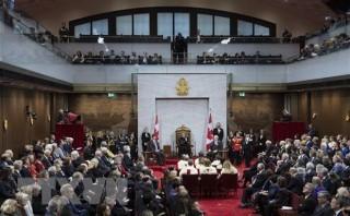 Thượng viện Canada thông qua dự luật ngân sách đầu tiên