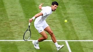 Djokovic lần thứ 15 vào vòng ba Wimbledon