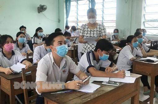 Ðảm bảo sức khỏe cho kỳ thi tốt nghiệp THPT năm 2021