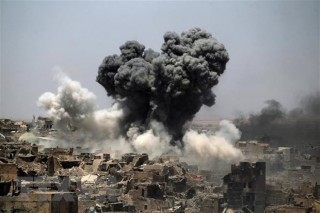 Iran phủ nhận tấn công nhằm vào lực lượng Mỹ tại Iraq và Syria