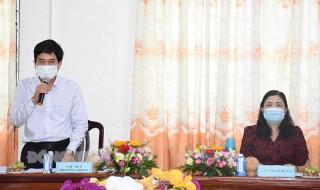 Nghiệm thu đề tài về cải cách thủ tục hành chính trong các cơ quan đảng