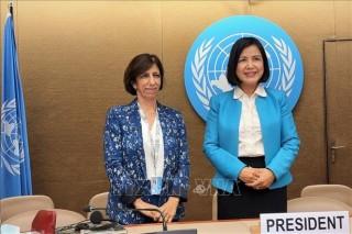 Việt Nam đảm nhận vai trò Phó chủ tịch phiên họp lần thứ 5 Nhóm chuyên gia liên chính phủ của UNCTAD