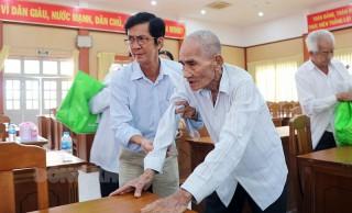Tiến độ tổng kết nhiệm kỳ của Ban đại diện Hội người cao tuổi các cấp