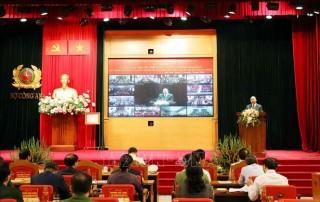 Chủ tịch nước dự lễ kỷ niệm 75 năm Ngày truyền thống An ninh nhân dân