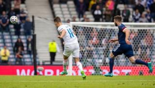 Vượt Ronaldo, Schick giành giải bàn thắng đẹp nhất EURO 2020