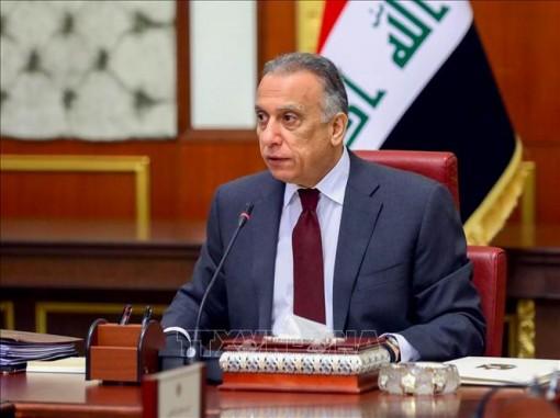 Nhà Trắng thông báo về chuyến thăm của Thủ tướng Iraq