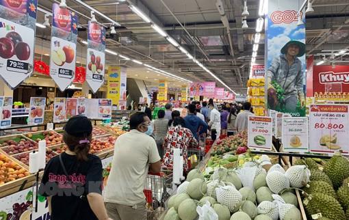 Giá hàng hóa tăng trở lại sau thông tin thực hiện theo Chỉ thị số 16