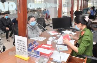 Tạm dừng tiếp nhận hồ sơ trực tiếp tại Trung tâm Phục vụ hành chính công tỉnh