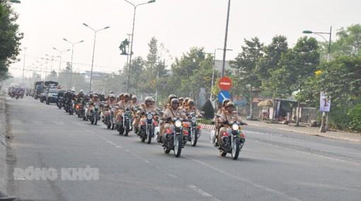 Vẻ vang truyền thống lực lượng Cảnh sát nhân dân