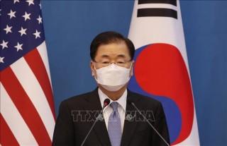 Hàn Quốc và Mỹ tái khẳng định nỗ lực giải quyết vấn đề Triều Tiên