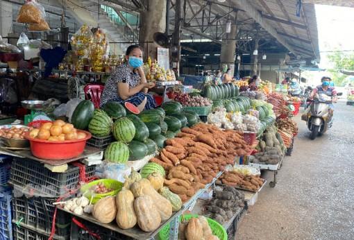 Dừng hoạt động ngay đối với những chợ không đảm bảo an toàn phòng, chống dịch Covid-19