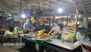 Hộ tiểu thương buôn bán tại các chợ có tăng
