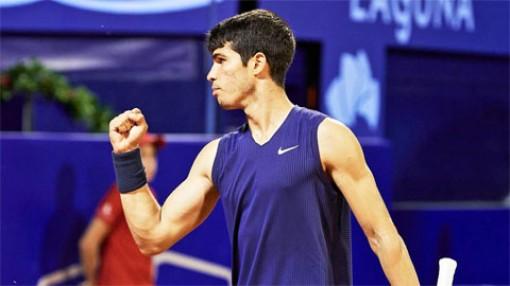 Truyền nhân của Nadal vào tứ kết giải ATP đất nện ở Umag