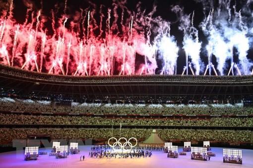 Thế vận hội mùa Hè lần thứ 32 chính thức khai màn ở thủ đô Tokyo