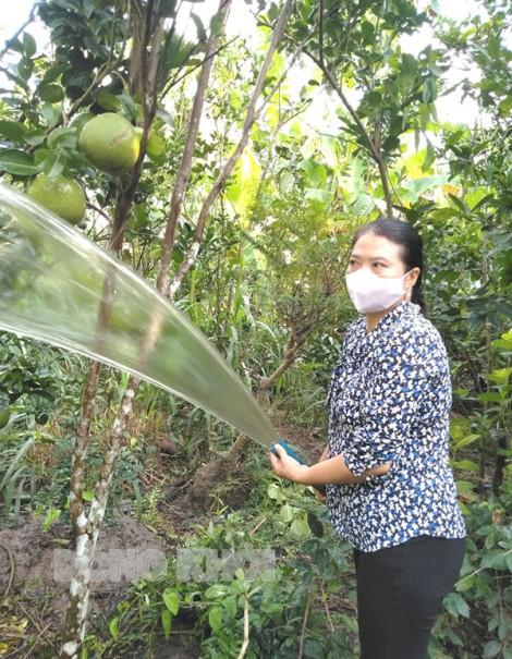 Chị Nguyễn Thị Hiền nhiệt tình công tác từ thiện xã hội