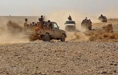 Giao tranh ác liệt tại Yemen, ít nhất 50 người thiệt mạng