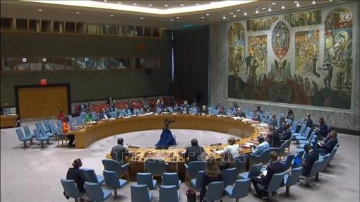 Hội đồng Bảo an Liên hợp quốc thông qua Tuyên bố Chủ tịch về tình hình Varosha