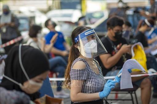 Tổng số ca mắc COVID-19 tại Malaysia vượt ngưỡng 1 triệu